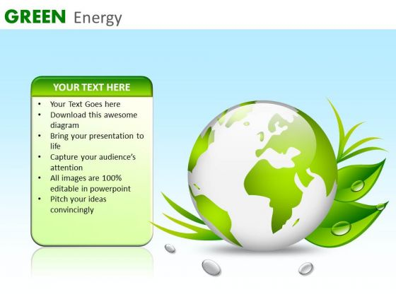 green earth powerpoint ppt templates powerpoint templates