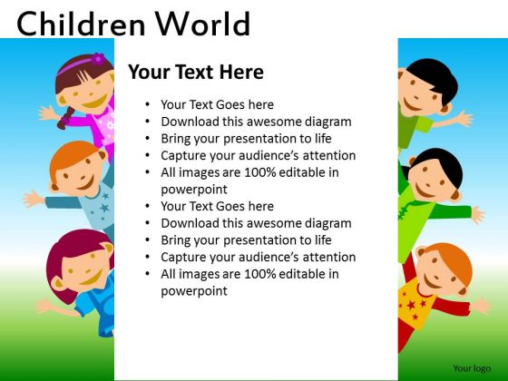 kids powerpoint ppt templates powerpoint templates